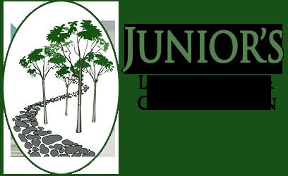 Juniors Landscaping Logo